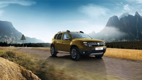 Noutățile Dacia la Frankfurt: Easy-R și Duster Édition 2016