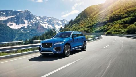 Jaguar F-Pace: primul SUV Jaguar atacă BMW X3 și Mercedes GLC
