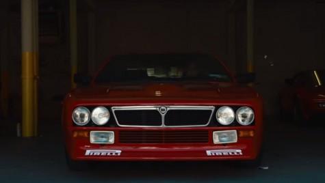 O maşină cu adevărat specială: Lancia 037