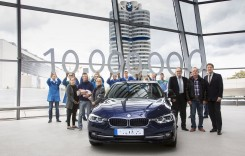 BMW Seria 3 – S-a livrat exemplarul cu numărul 10.000.000