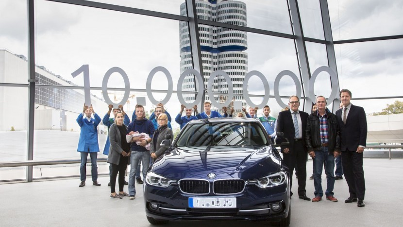 BMW Seria 3 - 10.000.000