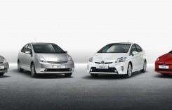 Toyota a vândut 9 milioane de hibride