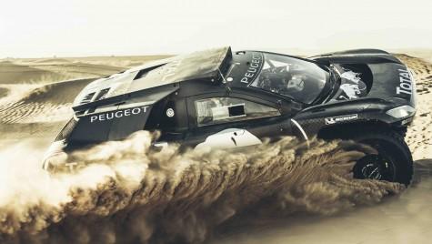 Peugeot 2008 DKR16, pregătit pentru Dakar