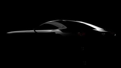 Mazda pregătește un nou concept sport pentru Tokyo