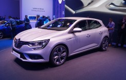Noul Renault Megane străluceşte la Frankfurt. DETALII COMPLETE