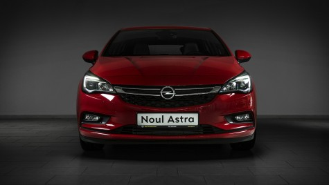 Noul Opel Astra, în România de la 15.600 euro cu TVA