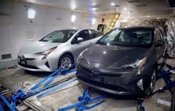 Noua Toyota Prius deconspirată. Primele imagini