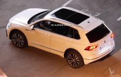 Așa arată noul Volkswagen Tiguan. Imagini în premieră