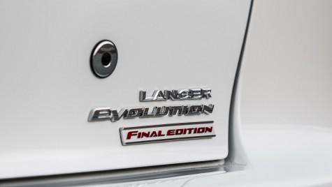 Adio, Mitsubishi Lancer Evolution!…