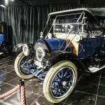 Cadillac torpedo touring (1912)