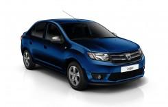 Nouă versiune de top pentru Dacia Logan: Prestige
