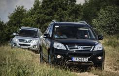 Producătorul Great Wall s-a întors în România