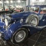 Jaguar Mk IV Saloon (1946)