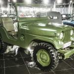 Jeep Willys CJ-3A (1952)