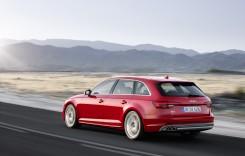 Audi prezintă o specialitate a casei: A4 Avant