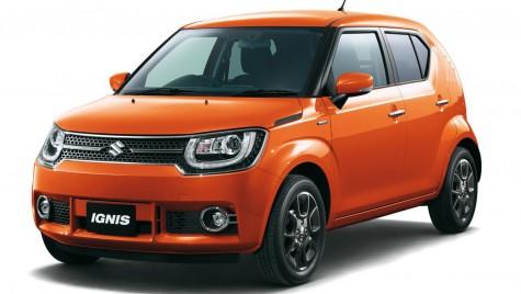 Noul Suzuki Ignis