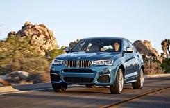 BMW lansează noul X4 M40i