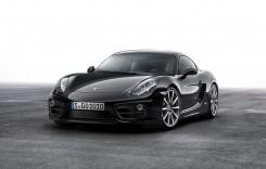 Porsche lanseaza Cayman Black Edition