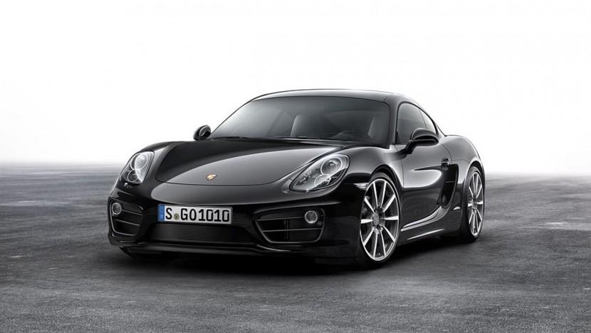 Porsche Cayman Black Edition - AutoExpert