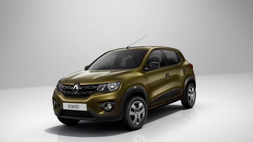 Renault KWID - record India - AutoExpert