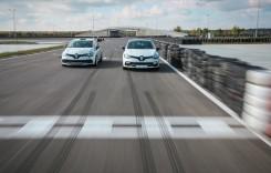 Descindere RenaultSport în România