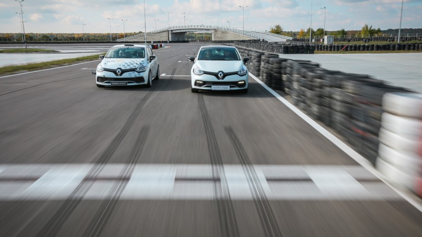 Renault RS Experience AutoExpert