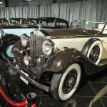 Rolls Royce Phantom III Drophead Roadster by Wilkinson (1938)