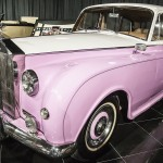 Rolls Royce Phantom V by Park Ward (1960)