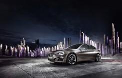 BMW Seria 3 va avea un frate mai mic? Vi-l prezentăm pe BMW Concept Compact Sedan