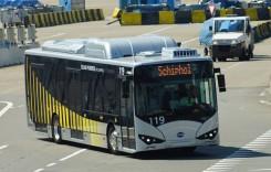 Cea mai mare flotă de autobuze electrice din Europa a fost furnizată de producătorul BYD
