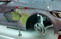 Ferodo Eco-Friction, noua gamă de plăcuţe de frână inovatoare fără cupru