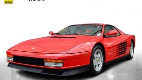 De ce n-ai alege un Ferrari nou şi vechi totodată?