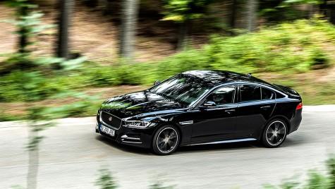 PRIMUL TEST Jaguar XE 2.0d. Calea cea dreaptă