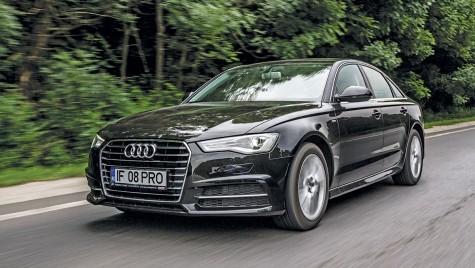 TEST Audi A6 2.0 TDI ultra facelift – Sonata eficienței