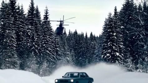 Şoferul lui Moş Crăciun