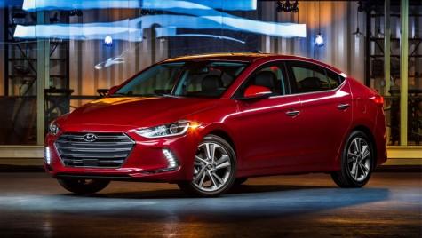 Noul Hyundai Elantra a fost prezentat la salonul de la Los Angeles