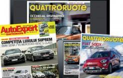 Parteneriat Quattroruote – AutoExpert. Împreună pentru viitor