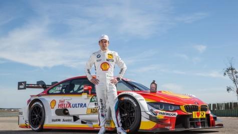 Shell Helix Ultra şi BMW Motorsport anunţă un parteneriat tehnic