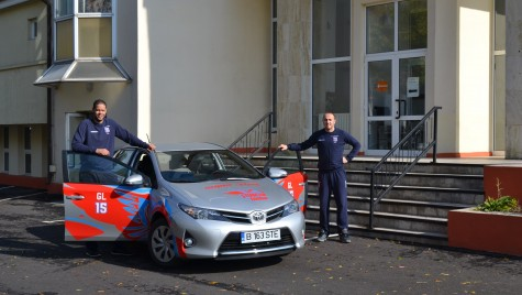 Toyota, partener oficial al Clubului de Baschet Steaua București