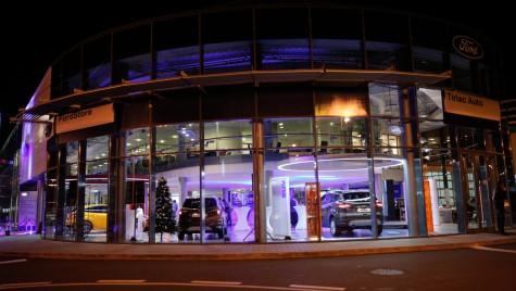 Experiența unică Vignale, acum și în rețeaua FordStore România