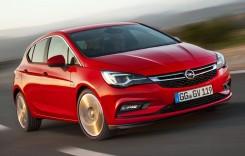 Noul Opel Astra este Masina Anului în România 2016