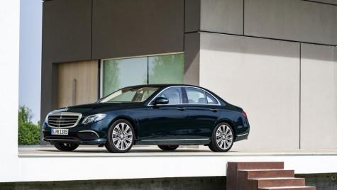 OFICIAL: Secretele noului Mercedes-Benz E-Class