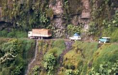 TOP 10: Cele mai periculoase drumuri din lume