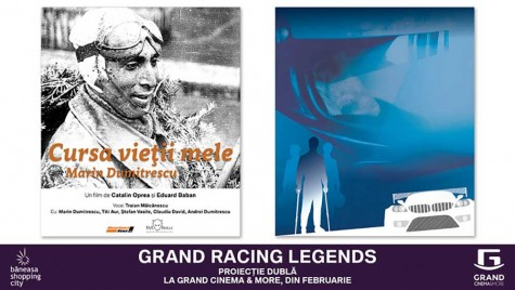Grand Racing Legends: Eroii din motorsport pe marile ecrane