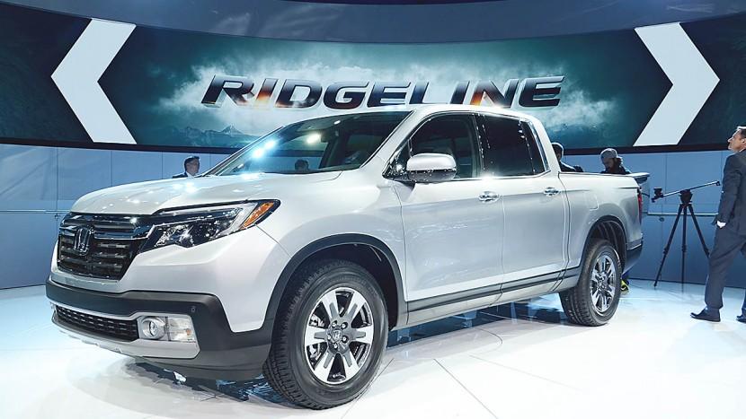 Honda Ridgeline 1