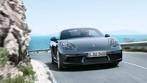 Porsche 718 Boxster, revenirea unui nume legendar