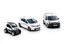 Renault domină piața vehiculelor electrice din Europa