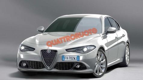 Toate secretele noii Alfa Giulia în versiune entry-level