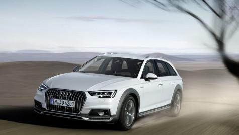 Audi A4 Allroad se înnoiește la Detroit – toate detaliile