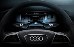 Audi își anunță șoferii când se face verde